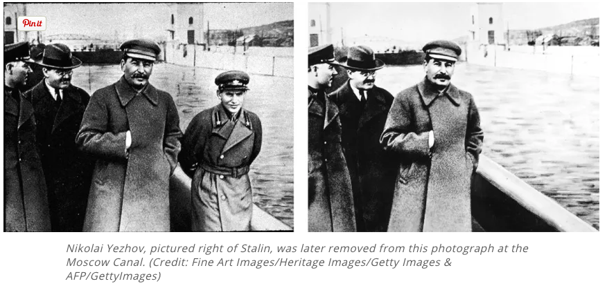 Stalin photoshop