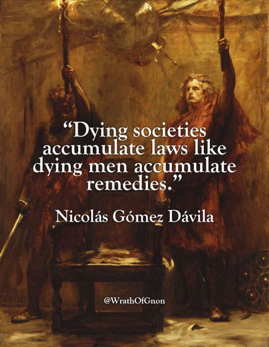 dying societies laws old men remedies