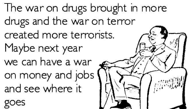 war on jobs